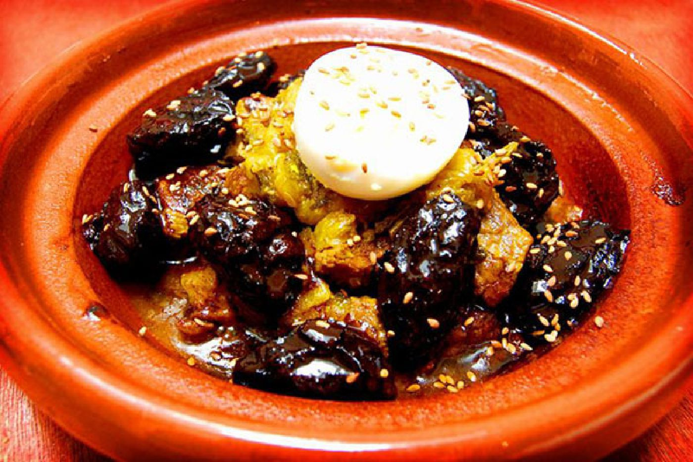 Traditional Moroccan Lamb Tagine Recipes