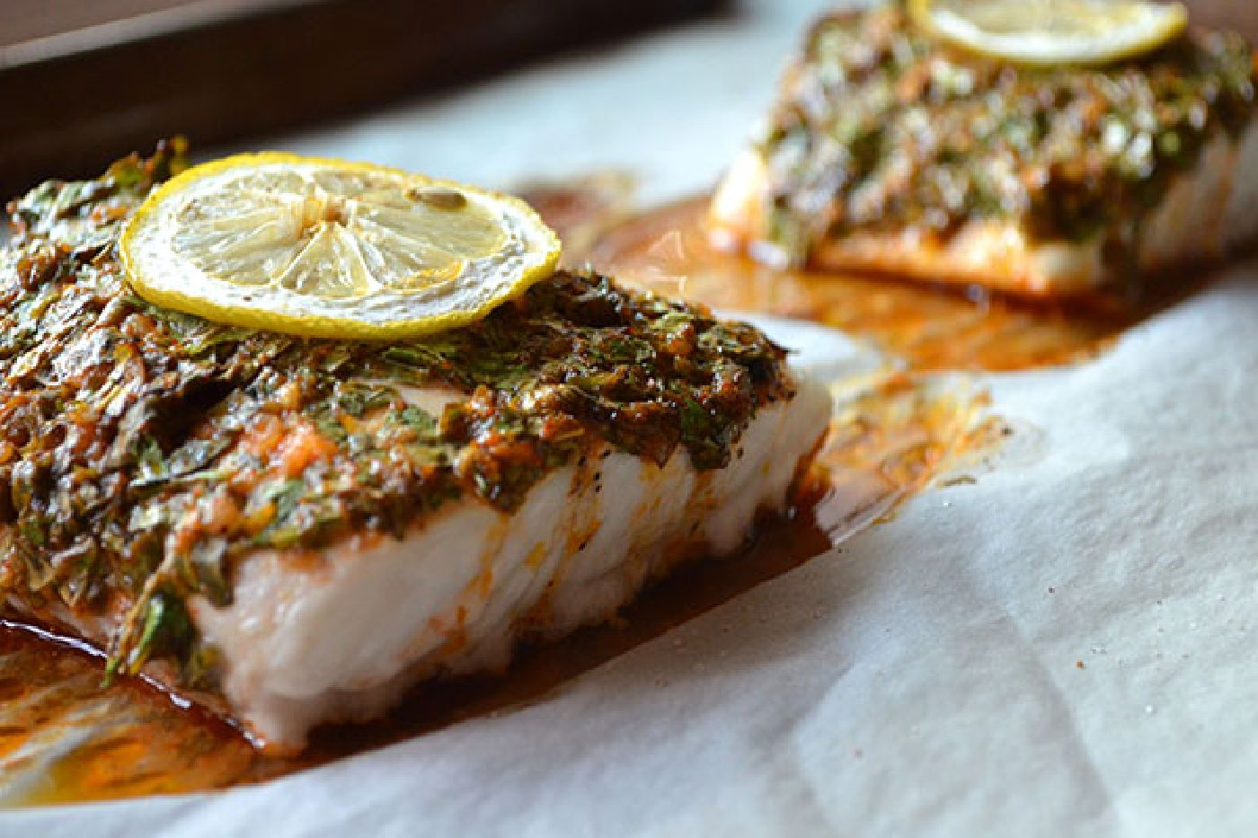 Moroccan Roasted Fish Recipes