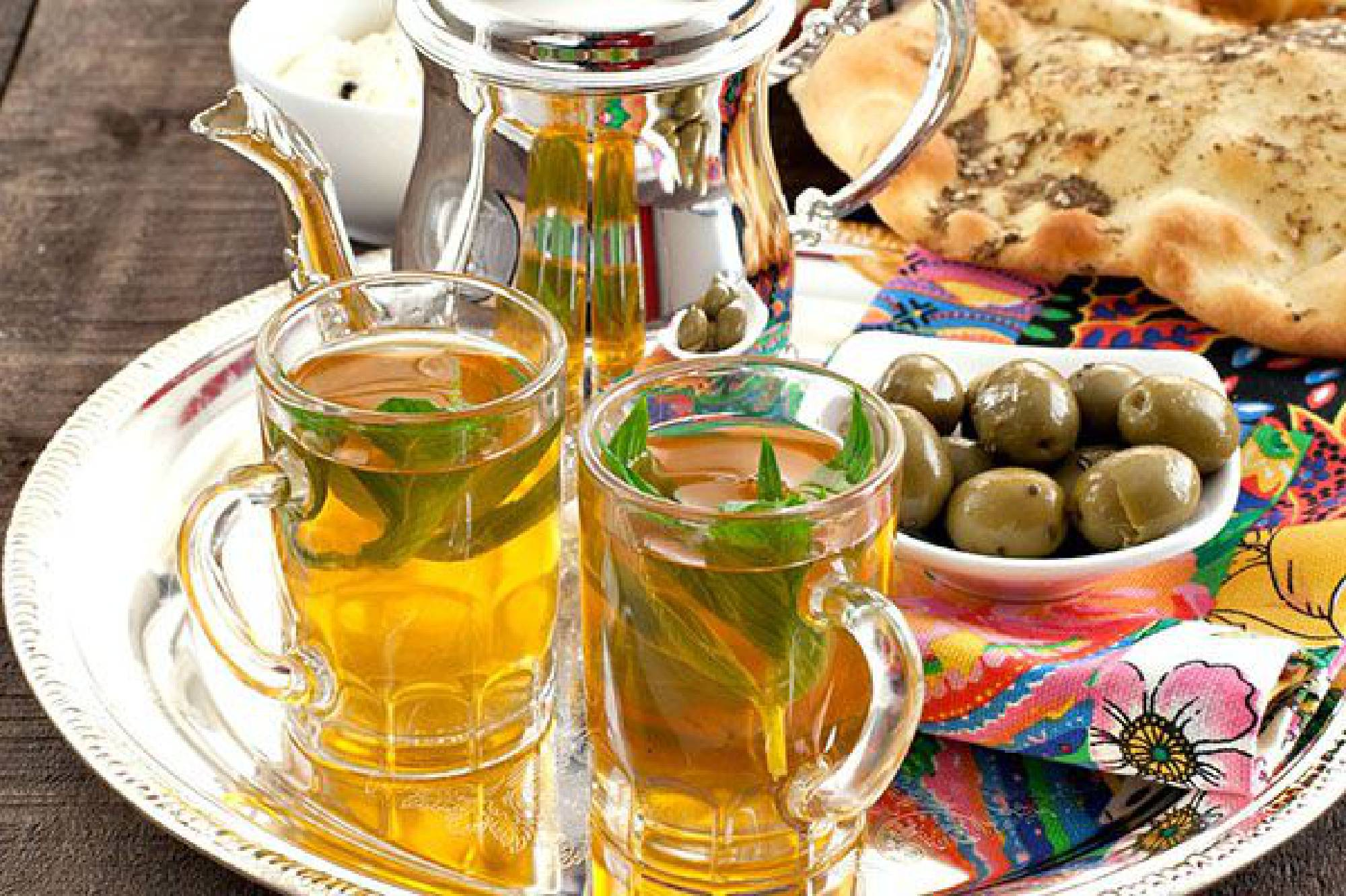 moroccan drinks recipe